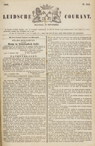Leydse Courant 1883-09-10