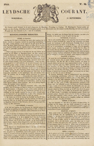 Leydse Courant 1844-09-11