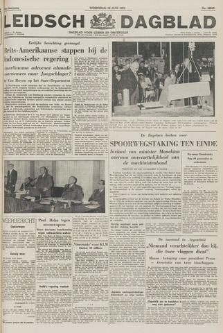 Leidsch Dagblad 1955-06-15
