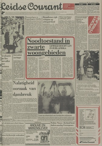 Leidse Courant 1985-07-22