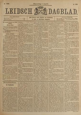Leidsch Dagblad 1899-04-01