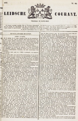 Leydse Courant 1877-01-19