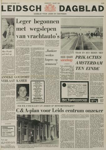 Leidsch Dagblad 1974-11-27