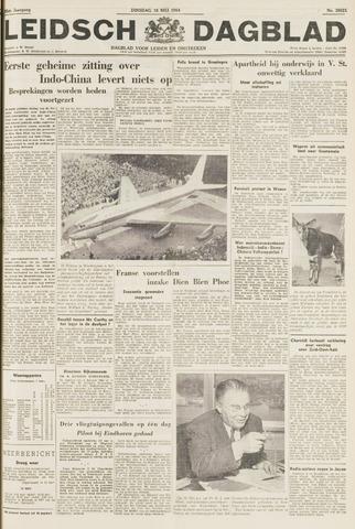 Leidsch Dagblad 1954-05-18