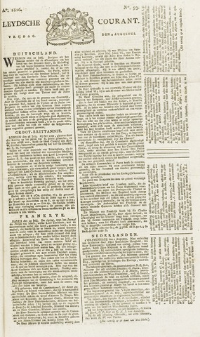 Leydse Courant 1826-08-04