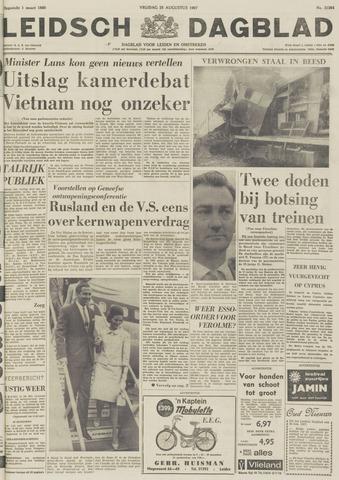Leidsch Dagblad 1967-08-25