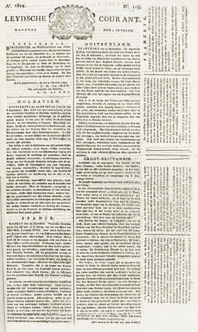 Leydse Courant 1824-10-04