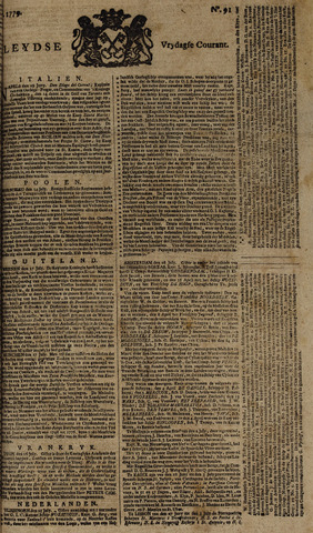 Leydse Courant 1779-07-30