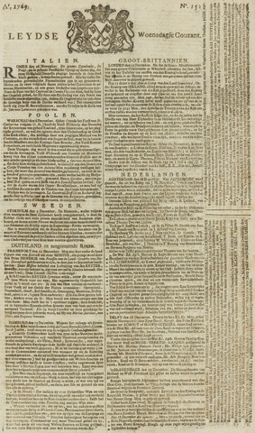 Leydse Courant 1769-12-20