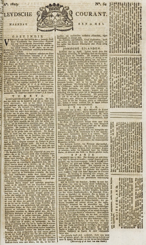 Leydse Courant 1825-05-30