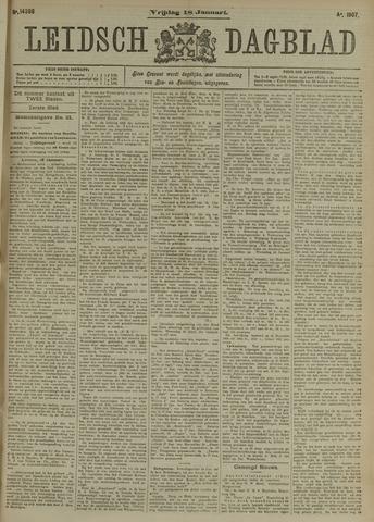 Leidsch Dagblad 1907-01-18