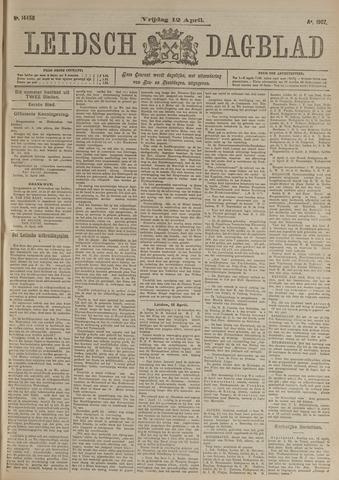 Leidsch Dagblad 1907-04-12
