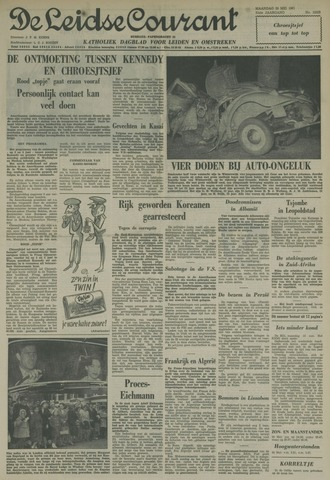 Leidse Courant 1961-05-29