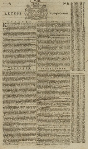 Leydse Courant 1763-09-16