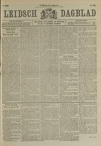 Leidsch Dagblad 1911-03-10