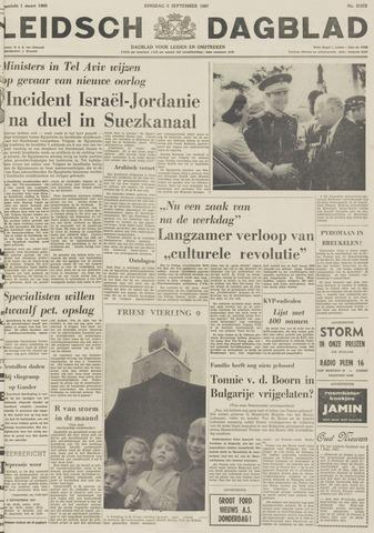 Leidsch Dagblad 1967-09-05