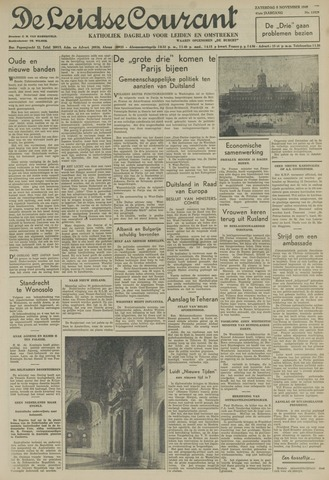 Leidse Courant 1949-11-05