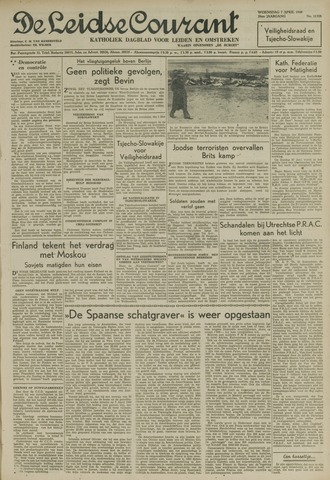 Leidse Courant 1948-04-07