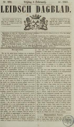 Leidsch Dagblad 1861-02-08