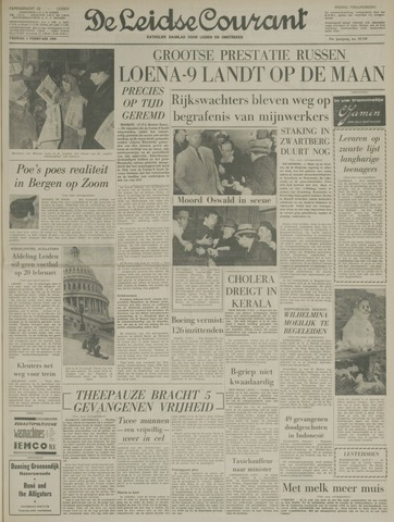 Leidse Courant 1966-02-04