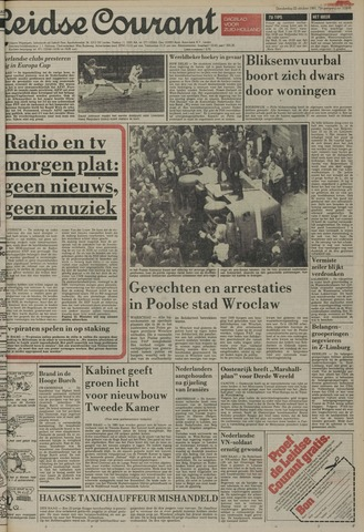Leidse Courant 1981-10-22