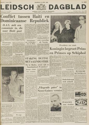 Leidsch Dagblad 1963-04-29