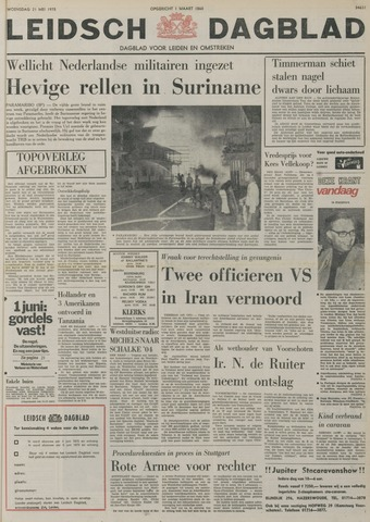Leidsch Dagblad 1975-05-21