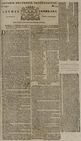 Leydse Courant 1797-11-27