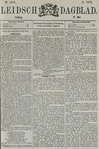 Leidsch Dagblad 1876-05-12