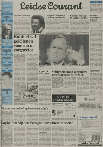 Leidse Courant 1992-05-12