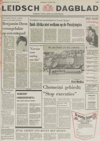 Leidsch Dagblad 1979-10-18