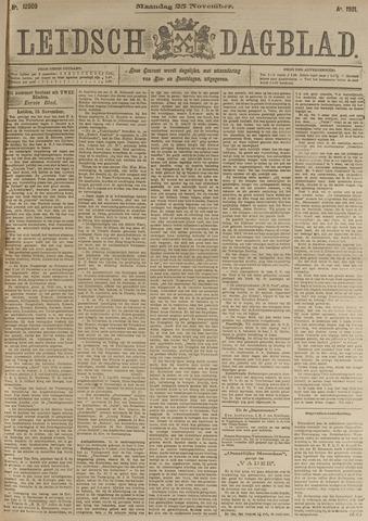 Leidsch Dagblad 1901-11-25