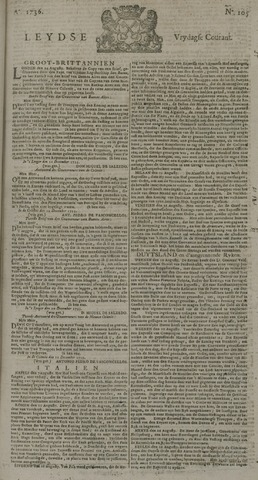 Leydse Courant 1736-08-31