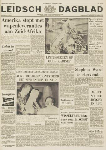 Leidsch Dagblad 1963-08-03