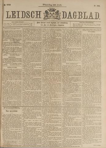 Leidsch Dagblad 1901-07-23