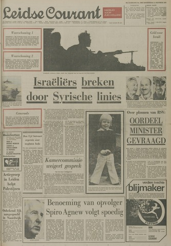 Leidse Courant 1973-10-11