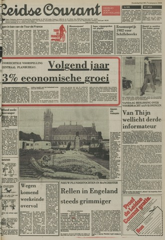 Leidse Courant 1981-07-09