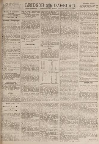 Leidsch Dagblad 1919-01-15