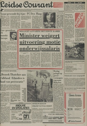Leidse Courant 1983-01-10