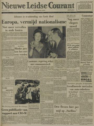 Nieuwe Leidsche Courant 1965-05-08