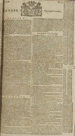 Leydse Courant 1770-07-20