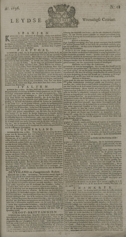Leydse Courant 1736-06-06