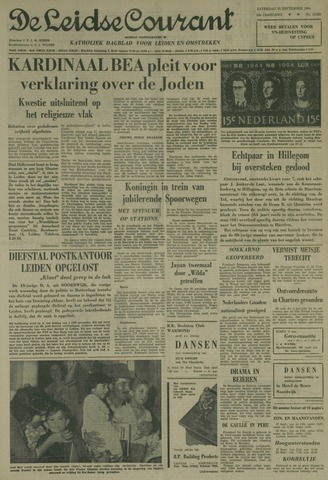 Leidse Courant 1964-09-26