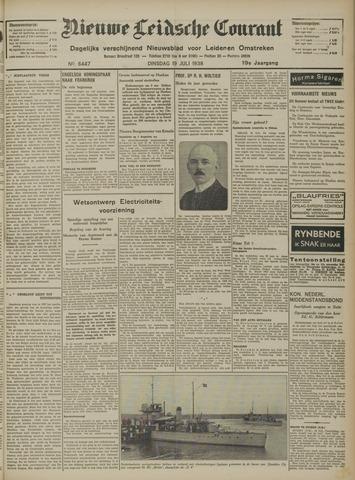 Nieuwe Leidsche Courant 1938-07-19