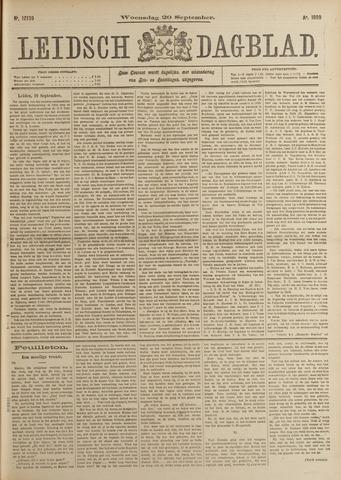 Leidsch Dagblad 1899-09-20