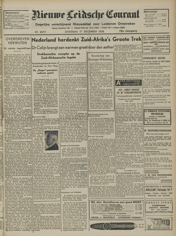 Nieuwe Leidsche Courant 1938-12-17