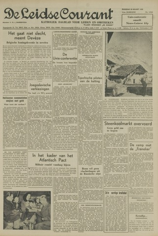Leidse Courant 1950-03-28
