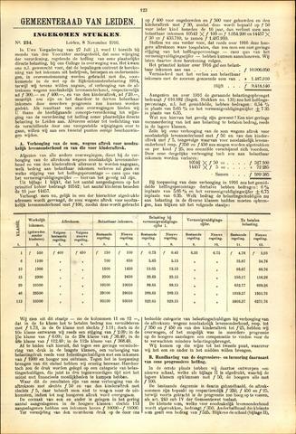 Handelingen van de Raad 1916-11-08