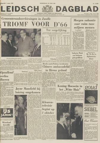 Leidsch Dagblad 1967-06-29