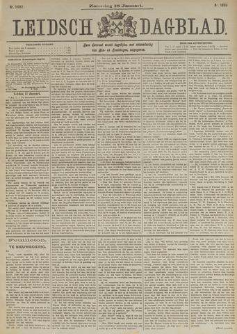 Leidsch Dagblad 1896-01-18